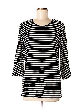 D&Co. 3/4 Sleeve T-Shirt Size M