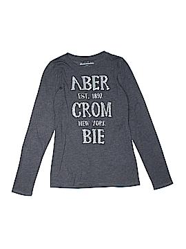 Abercrombie Long Sleeve T-Shirt Size 13