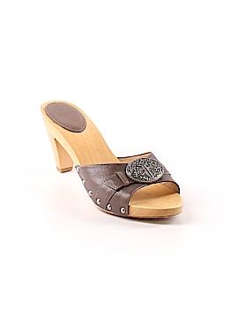 FRYE Mule/Clog Size 9