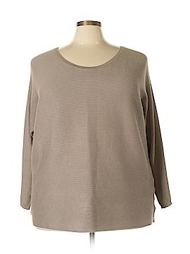 Eyn Pullover Sweater Size 3X (Plus)