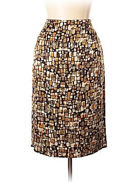 Jones New York Collection Silk Skirt Size 12