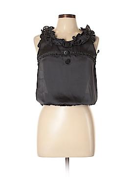 Antilia Femme Sleeveless Blouse Size M