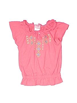 Nannette Short Sleeve Top Size 5