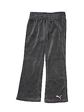 Puma Velour Pants Size 4T