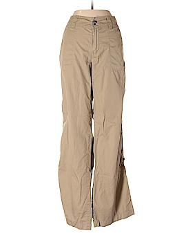 Garnet Hill Khakis Size 8