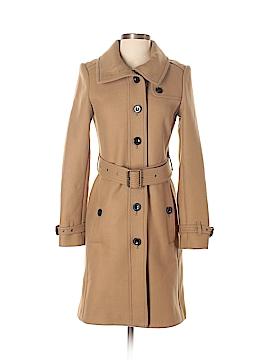 Burberry Brit Wool Coat Size 2