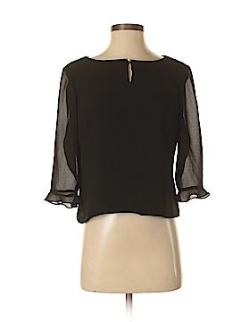 Talbots 3/4 Sleeve Blouse Size 11 (Petite)