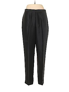 Josephine Chaus Silk Pants Size 12