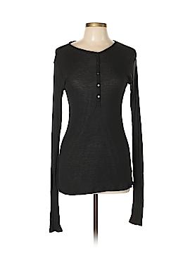 Gap Body Long Sleeve Henley Size L