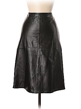 Halogen Leather Skirt Size 6