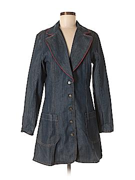 J. Peterman Denim Jacket Size 8