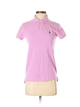 Ralph Lauren Blue Label Short Sleeve Polo Size XS