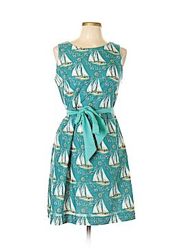 Garnet Hill Casual Dress Size 10 (Petite)