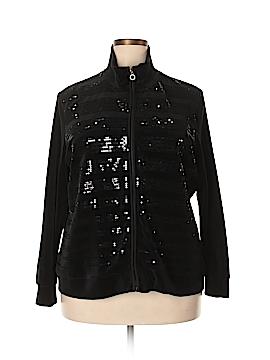 Draper's & Damon's Jacket Size 1X (Plus)