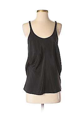 Balenciaga Sleeveless Silk Top Size 38 (IT)