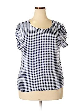 CC Short Sleeve Blouse Size XL