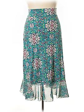 Bisou Bisou Casual Skirt Size 1X (Plus)