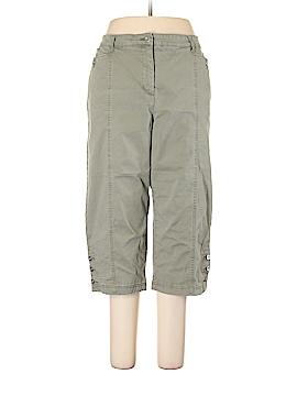 Karen Scott Casual Pants Size 18 (Plus)