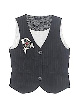 IKKS Tuxedo Vest Size 8