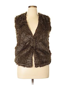 Jack. Faux Fur Jacket Size L