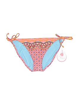 Profile Blush by Gottex Swimsuit Bottoms Size XL