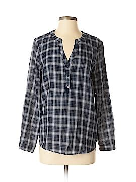 Closet Long Sleeve Henley Size S