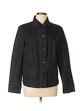 CHRISTINE ALEXANDER Denim Jacket Size L