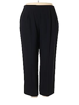 Dana Buchman Wool Pants Size 20 (Plus)