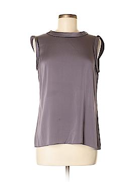 Elie Tahari Sleeveless Silk Top Size M