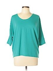 NY&Co Women 3/4 Sleeve Blouse Size M