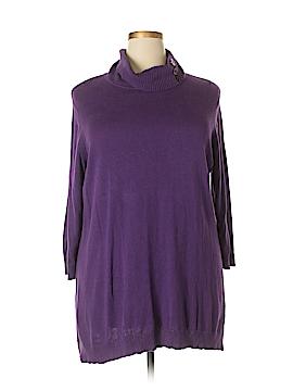 Avenue Turtleneck Sweater Size 22 - 24 (Plus)