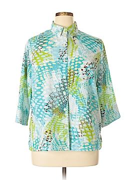 Alia 3/4 Sleeve Blouse Size 16