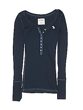 Abercrombie Long Sleeve Henley Size L (Kids)
