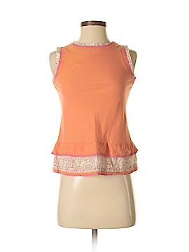 Fabindia Sleeveless Blouse Size XS