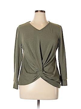 Amaryllis 3/4 Sleeve Top Size XL