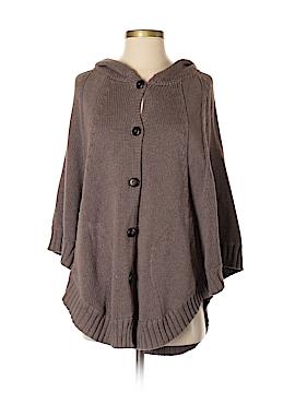 Cotton by Autumn Cashmere Poncho Size S