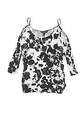 Thalia Sodi 3/4 Sleeve Top Size M