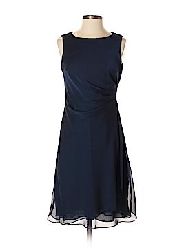 Donna Ricco Cocktail Dress Size 6 (Petite)