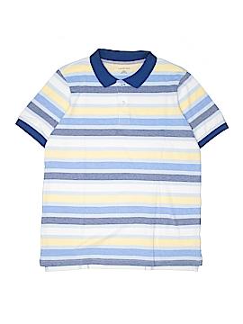 Lands' End Short Sleeve Polo Size 18 - 20 Husky (Husky)