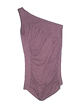 Flounce Sleeveless Top Size M