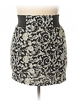 Faith 21 Casual Skirt Size 1X (Plus)