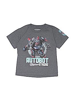 Transformers Short Sleeve T-Shirt Size S (Kids)