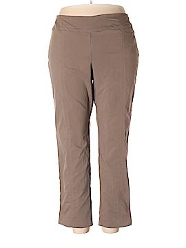 Zac & Rachel Casual Pants Size 24w (Plus)