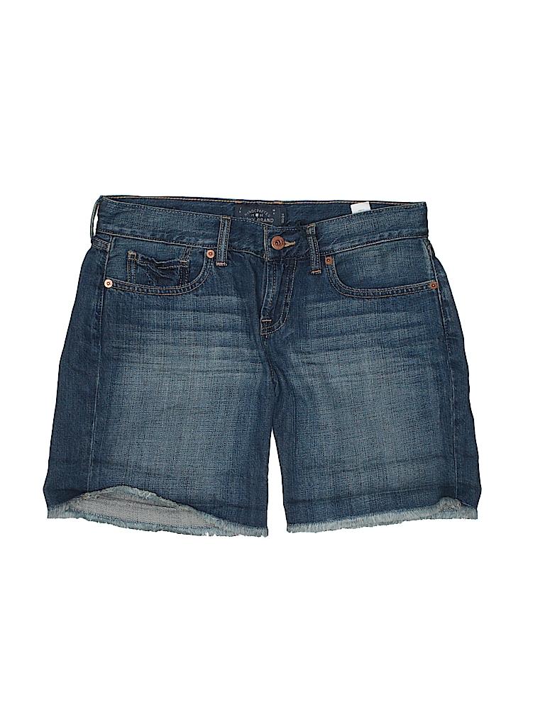 Lucky Brand Women Denim Shorts Size 00