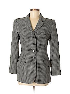Linda Allard Ellen Tracy Wool Blazer Size 4 (Petite)