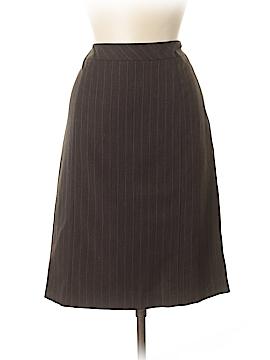 Lafayette 148 New York Wool Skirt Size 6