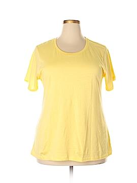 Alstyle Apparel & Activewear Short Sleeve T-Shirt Size 2X (Plus)