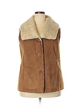 Talbots Vest Size 16