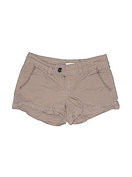 Maurices Khaki Shorts Size 0.5