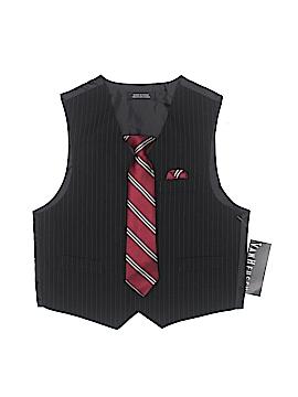 Van Heusen Tuxedo Vest Size 6